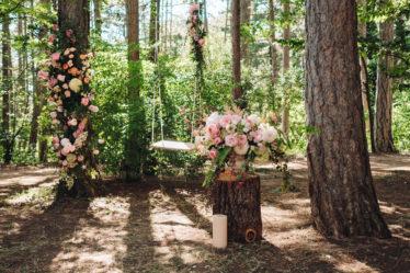 """banketnaya-ploshhadka-4-374x249 Стильная подача самой """"вкусной"""" свадебной зоны: оформляем банкетную площадку., картинка, фотография"""