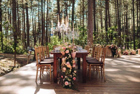"""banketnaya-ploshhadka-6-563x376 Стильная подача самой """"вкусной"""" свадебной зоны: оформляем банкетную площадку., картинка, фотография"""