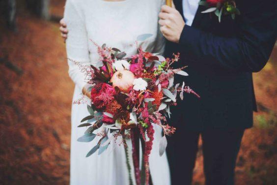 Osenniy-svadebnyy-buket-10-564x376 Осенний свадебный букет., картинка, фотография