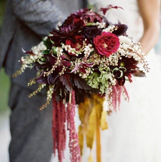 Osenniy-svadebnyy-buket-16-563x564 Осенний свадебный букет., картинка, фотография
