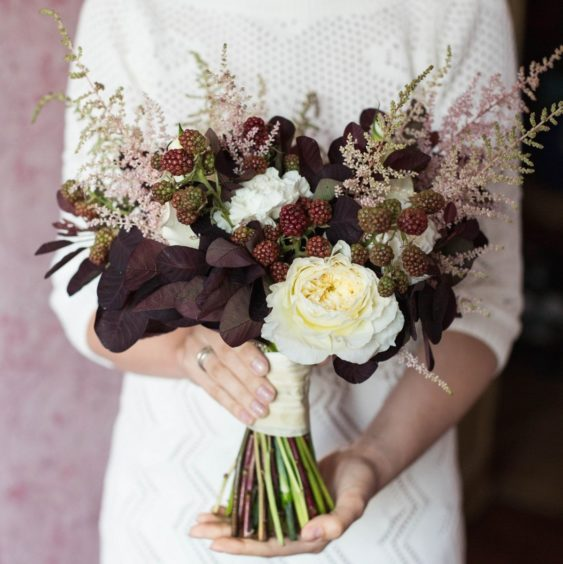 Osenniy-svadebnyy-buket-4-1-563x564 Осенний свадебный букет., картинка, фотография