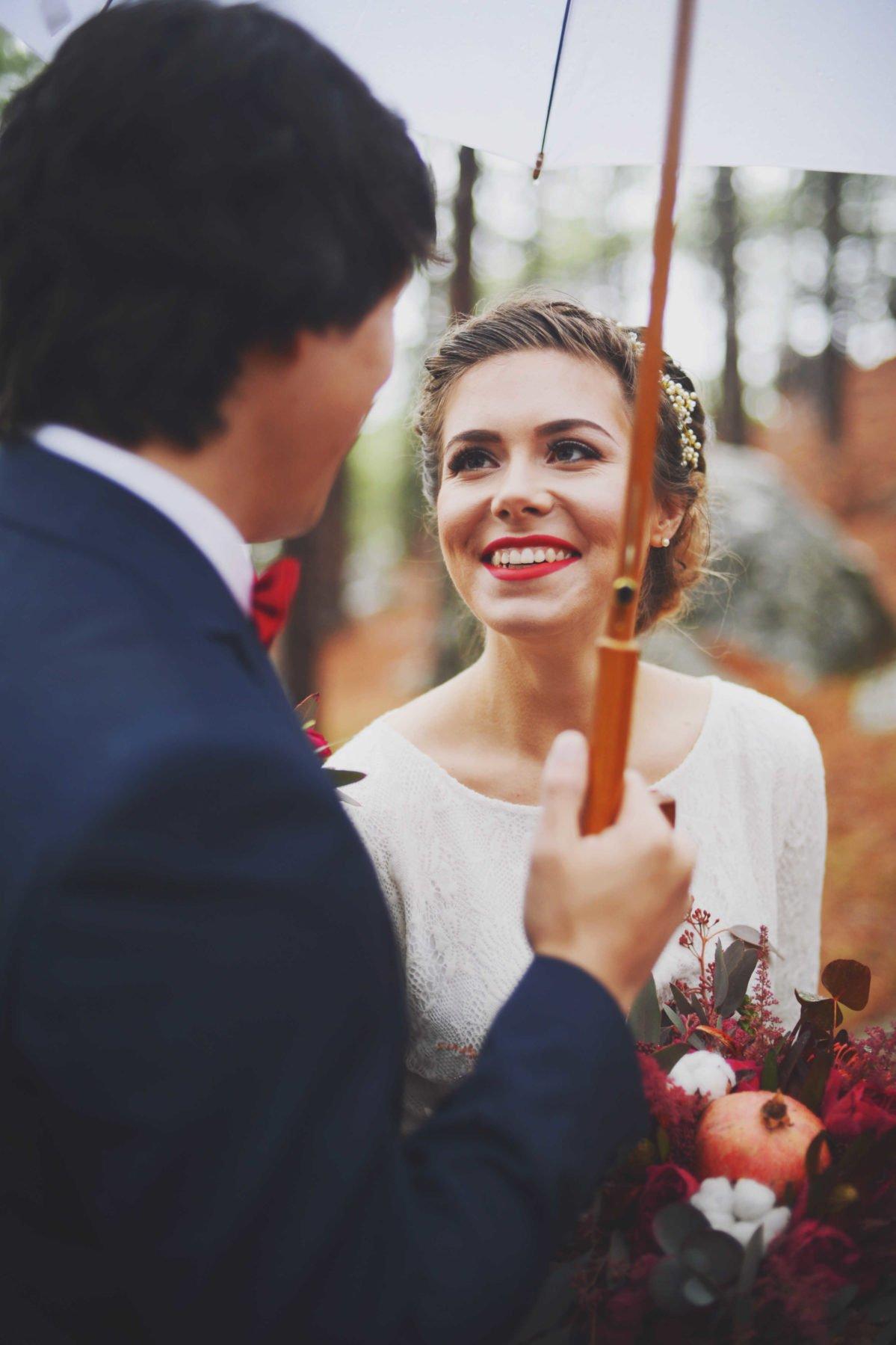 Осенняя свадьба в Крыму