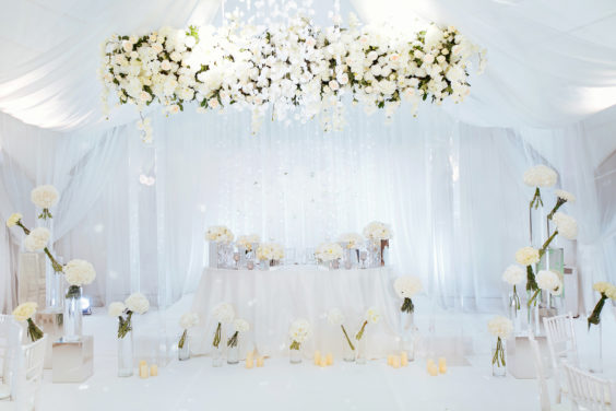 Svadebnaya-floristika-23-564x376 Цветы на свадьбу: три стиля свадебной флористики., картинка, фотография