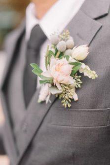 butonerka-zeniha-2-223x334 Оформление свадьбы цветами, картинка, фотография