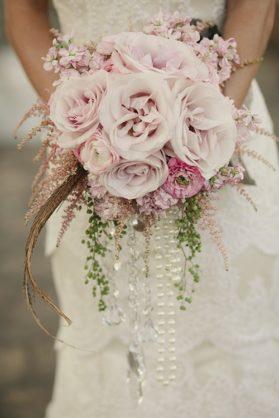 krasivyi-buket-nevesty-279x418 Оформление свадьбы цветами, картинка, фотография