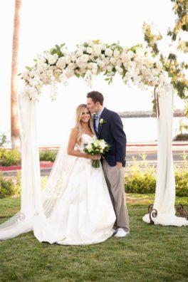 oformlenie-svadby-cvetami-17-264x396 Оформление свадьбы цветами, картинка, фотография