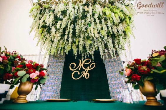oformlenie-svadby-cvetami-24-564x375 Оформление свадьбы цветами, картинка, фотография