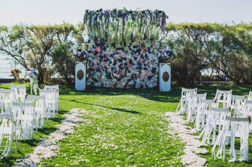 oformlenie-svadby-cvetami-27-856x570 Оформление свадьбы цветами, картинка, фотография
