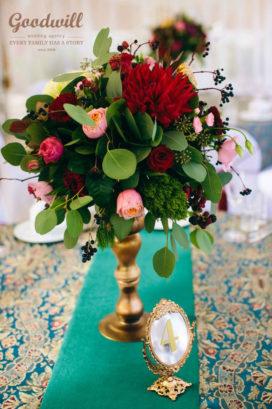 oformlenie-svadby-cvetami-28-272x409 Оформление свадьбы цветами, картинка, фотография