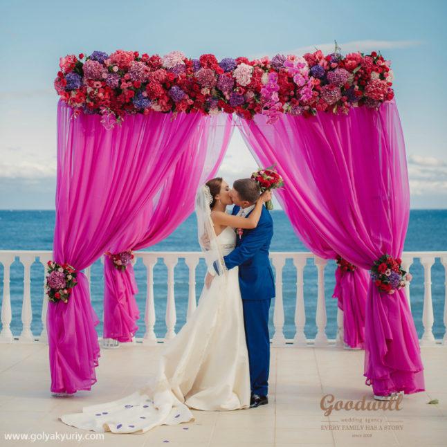 svadebnaya-arka-Krym-646x646 Три главных ошибки на пути к идеальной свадьбе, картинка, фотография