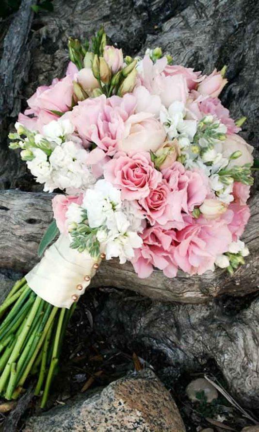 svadebnyi-buket-3-534x890 Оформление свадьбы цветами, картинка, фотография