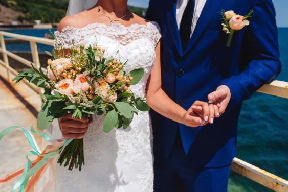 krasivaya-svadba-v-Krymu-2-563x376 Свадьба на двоих в Крыму, картинка, фотография