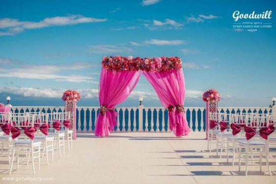orzanezaciya-svadby-Krymu-563x375 Организация свадьбы в Крыму: главные тенденции 2017 года, картинка, фотография