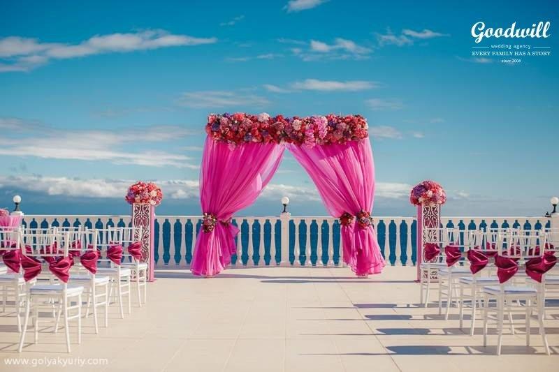 orzanezaciya-svadby-Krymu Организация свадьбы в Крыму, картинка, фотография