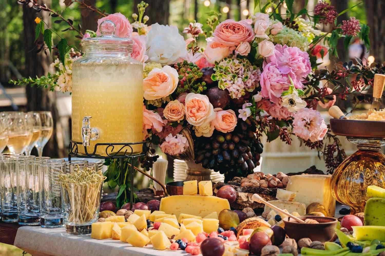 Кейтеринг на свадьбу в Крыму