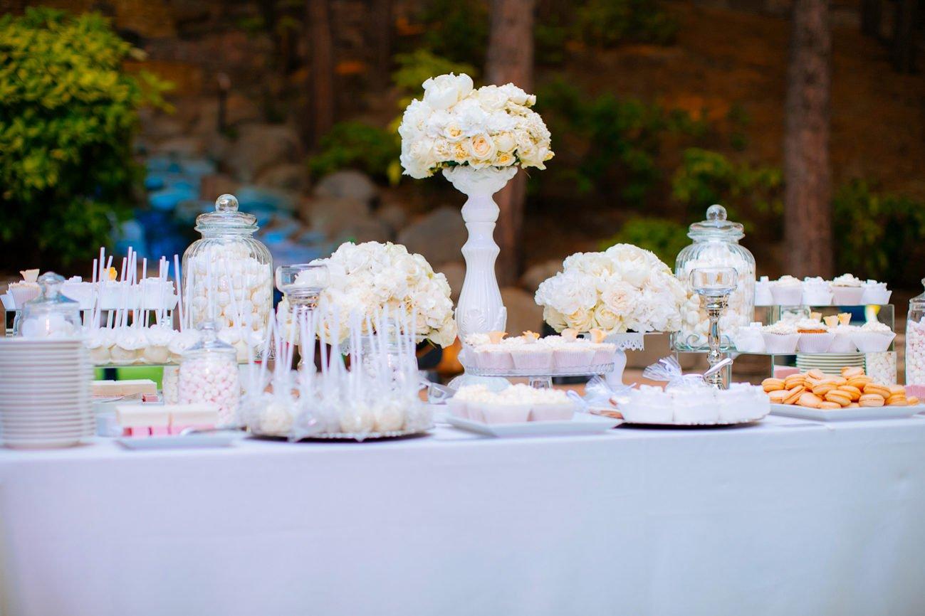 Кенди бар на свадьбу в Крыму