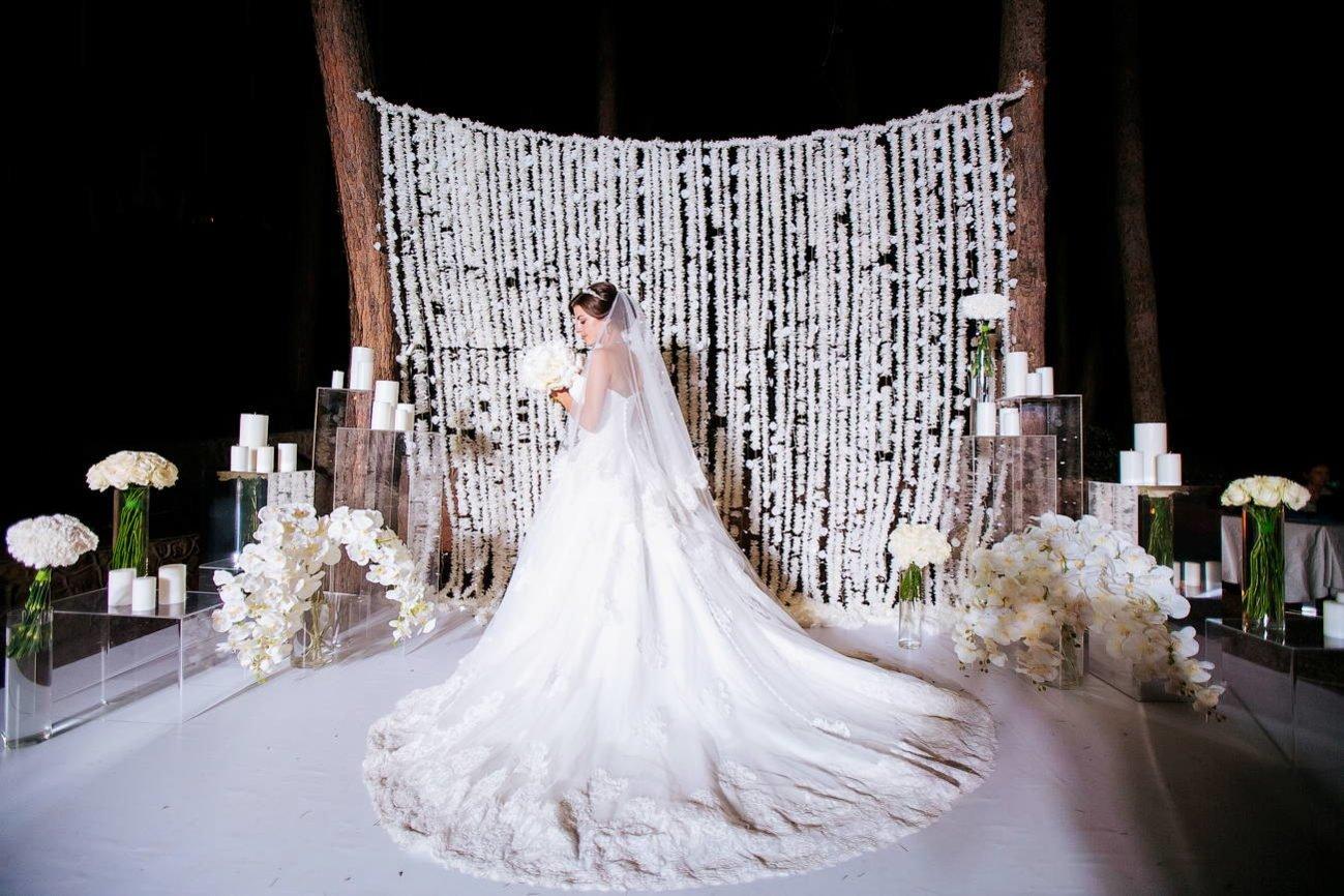 Фотозона на свадьбу в Крыму