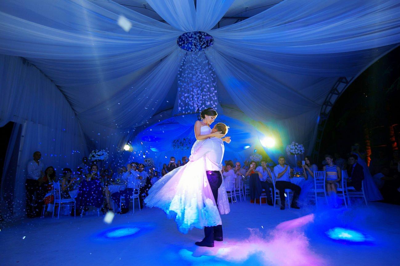 Первый танец на свадьбе Крым