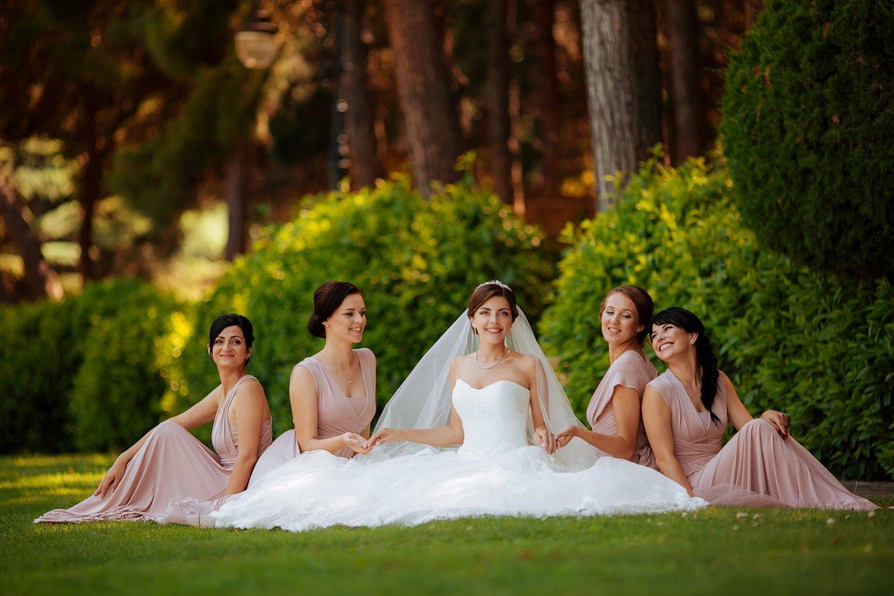 Подружки невесты Крым