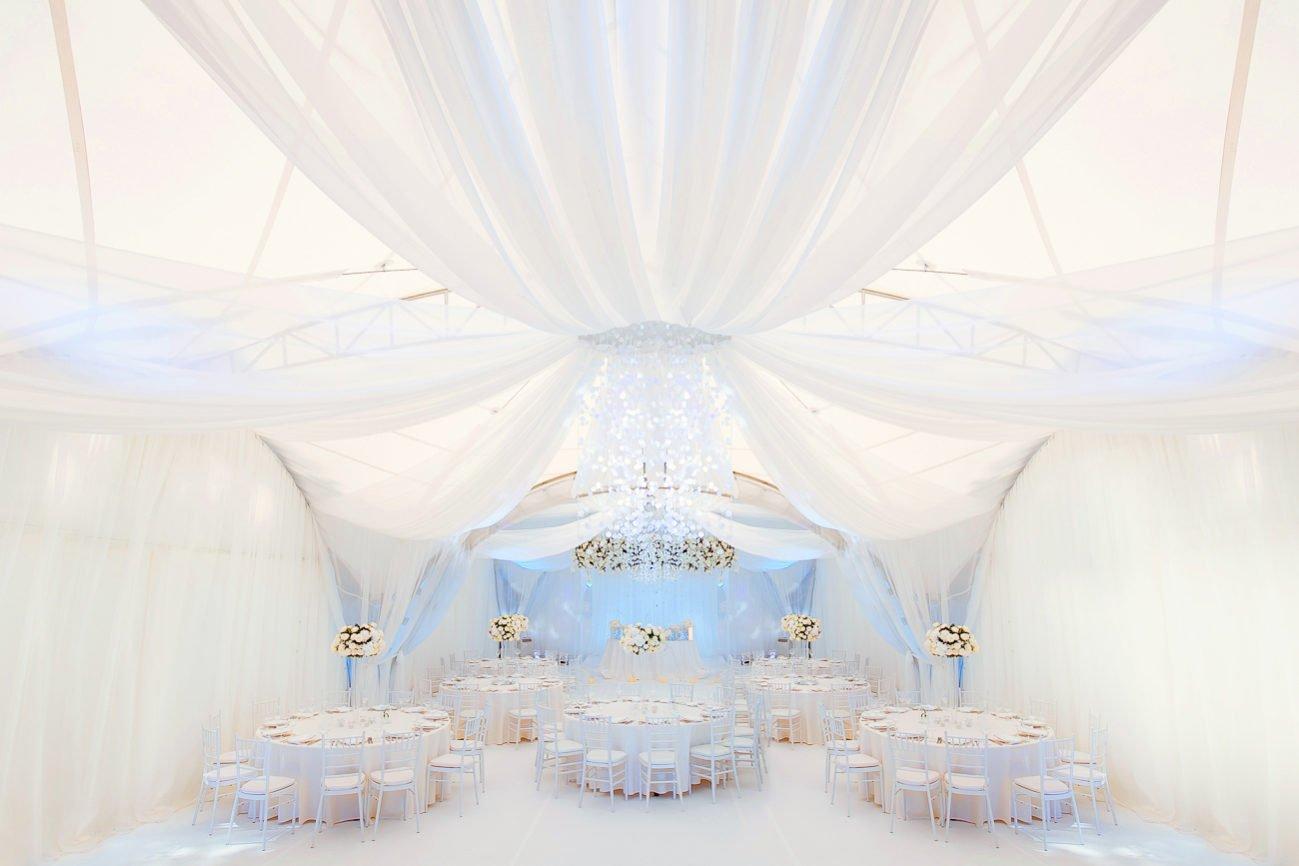 Организация свадьбы в шатре Крым