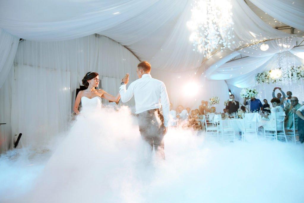 Свадьба в парке Айвазовского