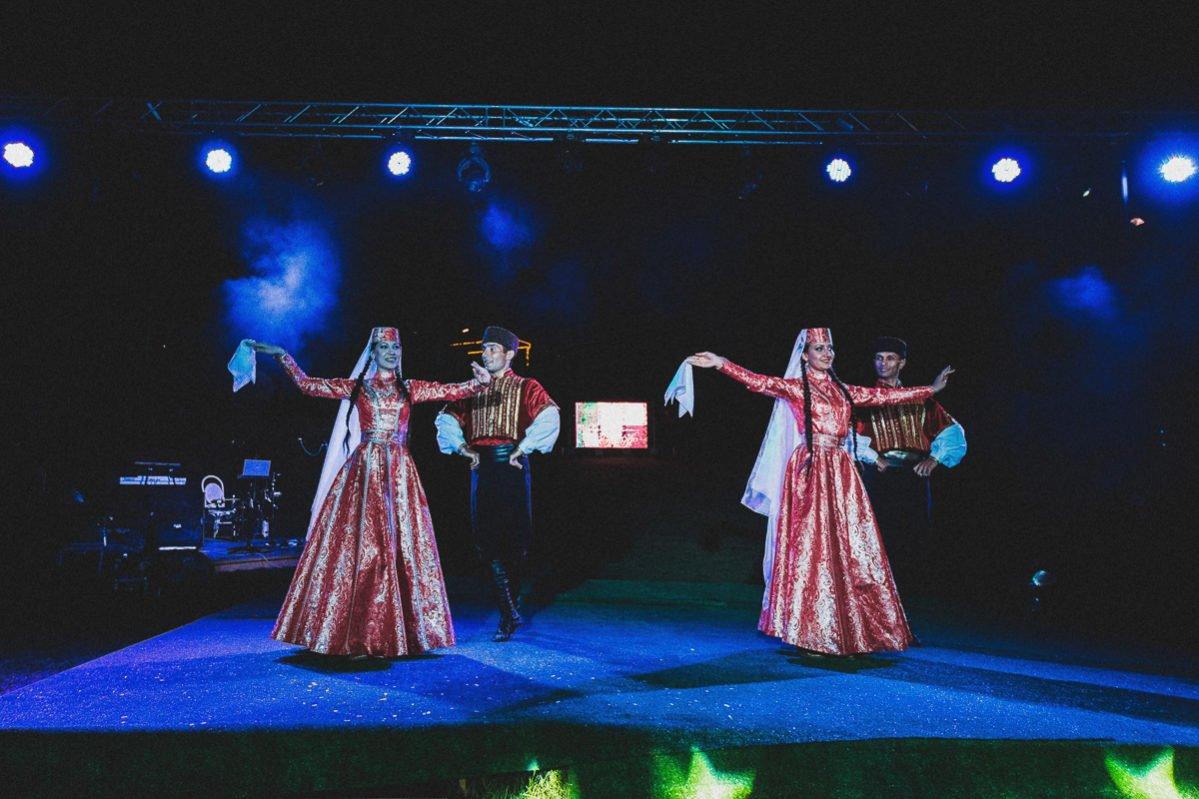 Танец на свадьбу Крым