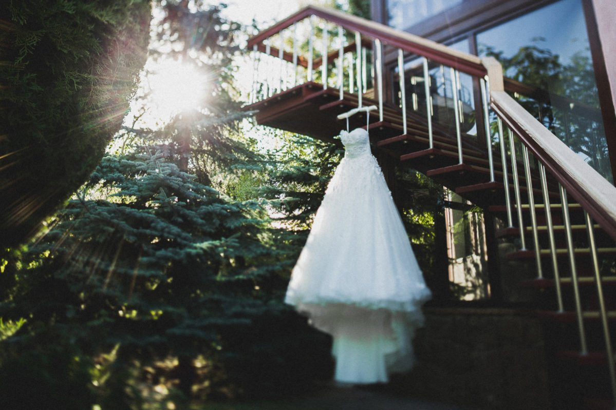 Свадебное платье Крым