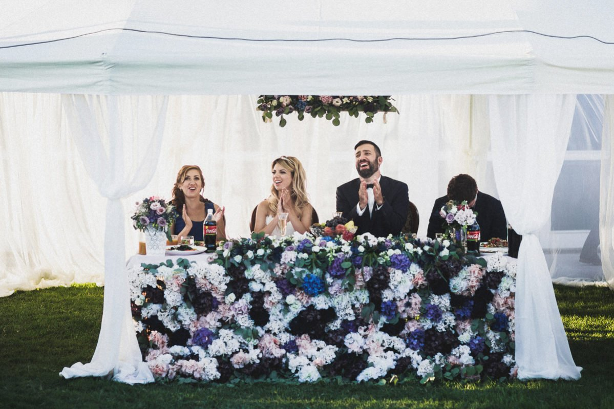 Президиум на свадьбу Севастополь