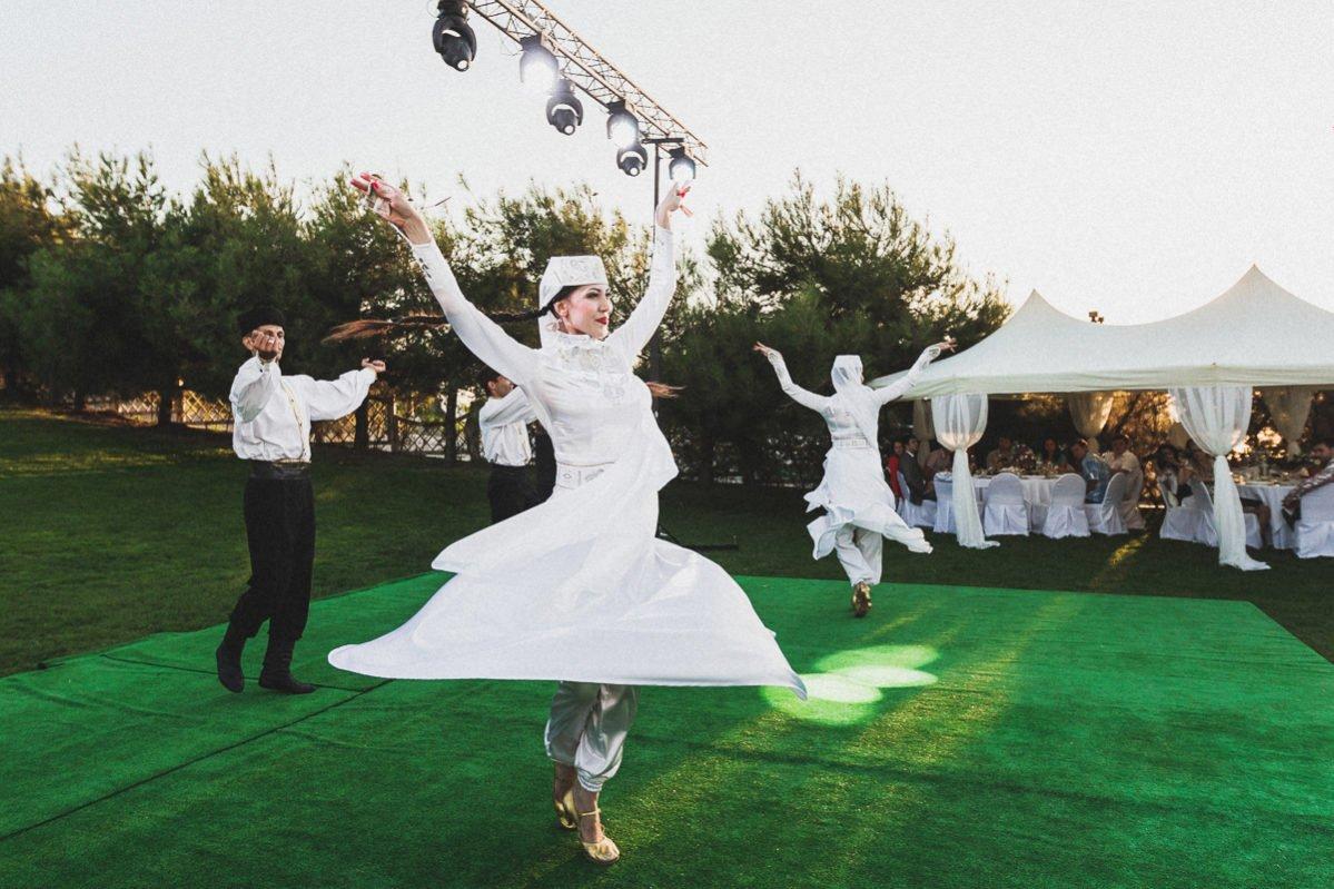 Шоу программа на свадьбу Крым