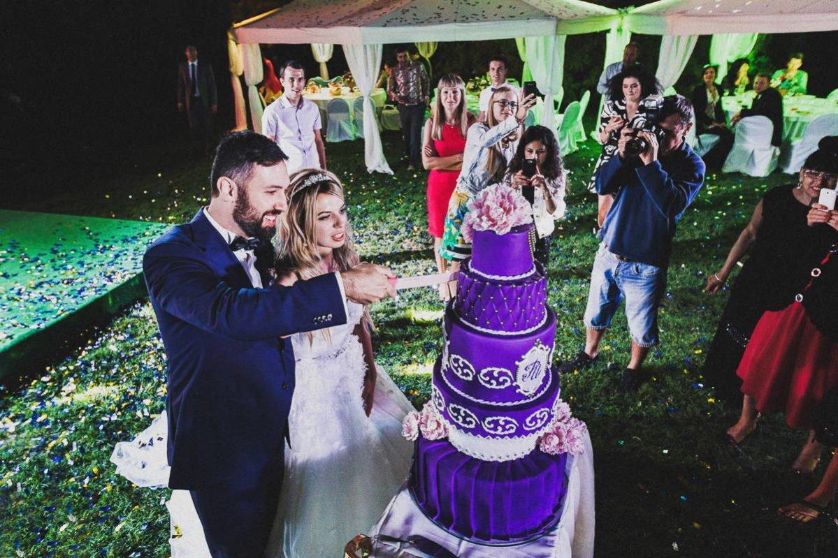 Свадебный торт Крым
