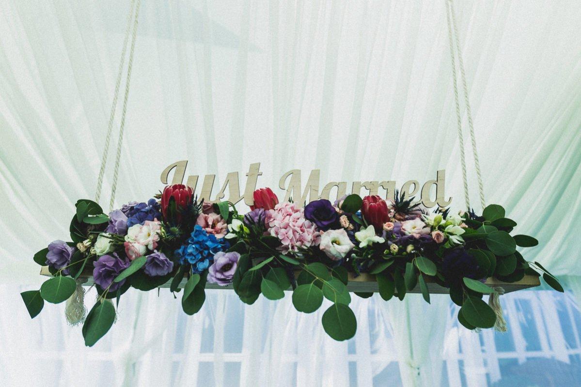 Флористика на свадьбу Крым