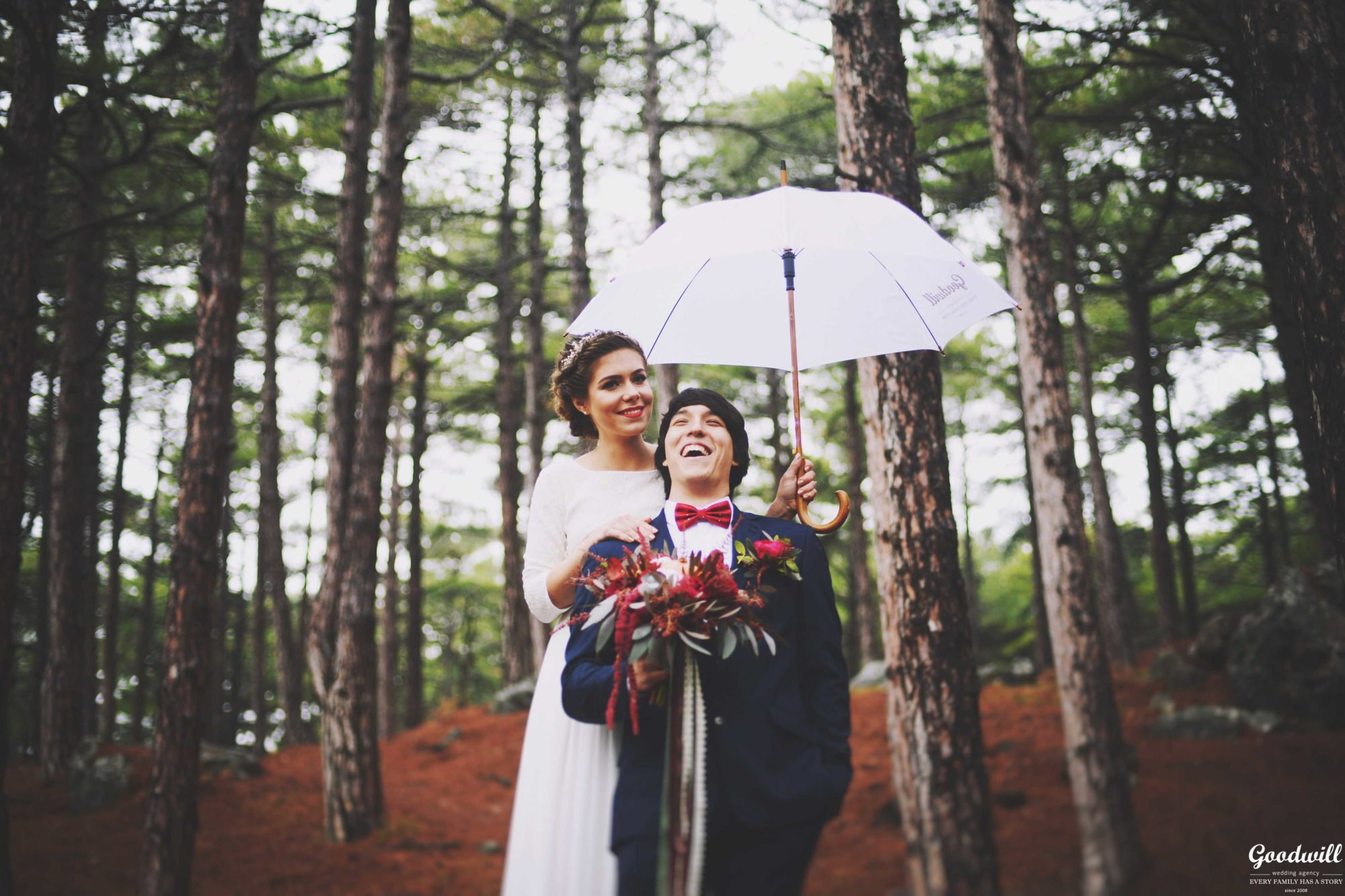 Осенняя свадьба Крым