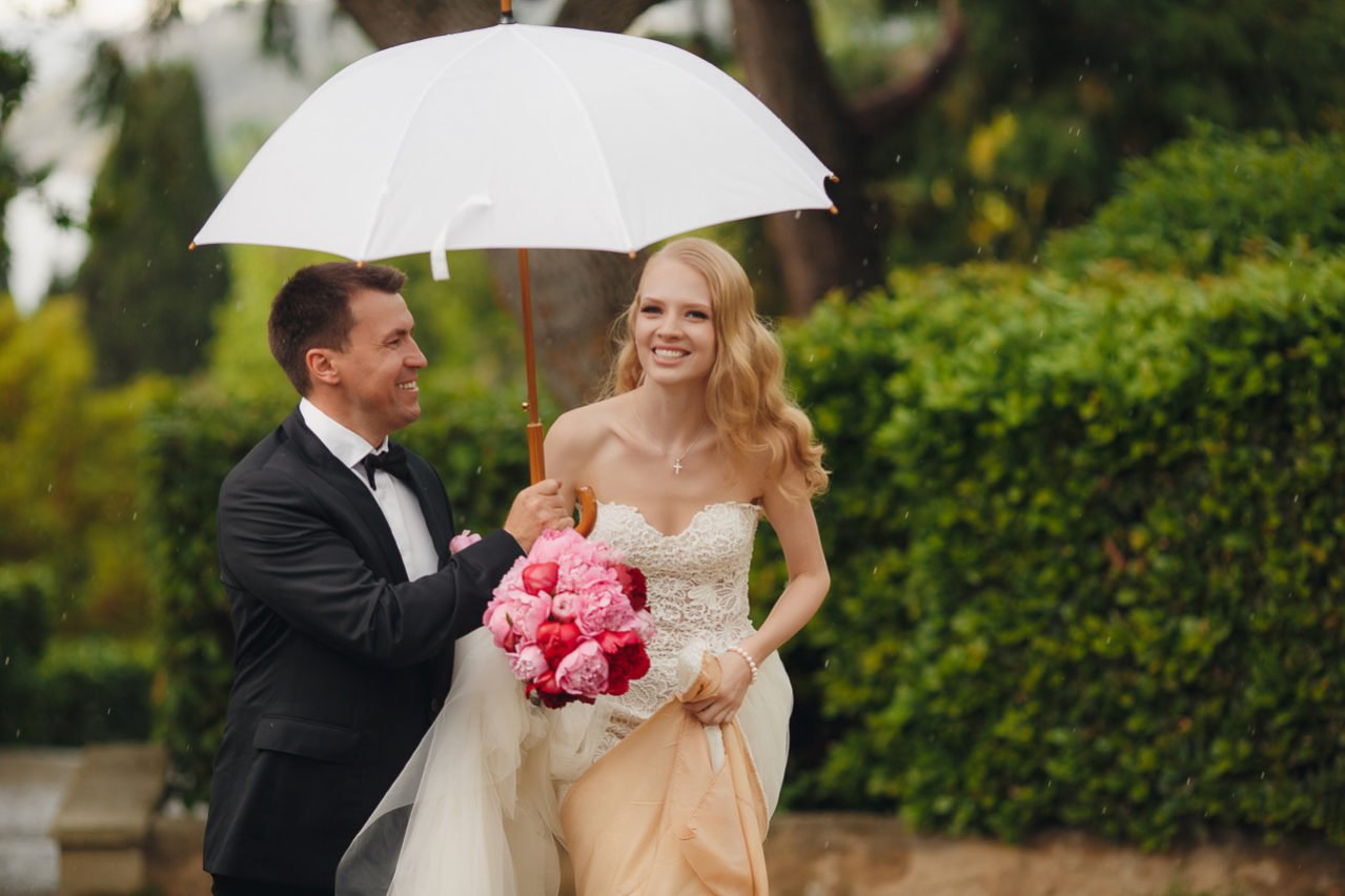 Свадьба на ЮБК