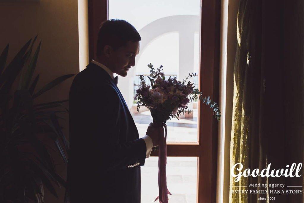 Свадьба в Крыму на вилле у моря
