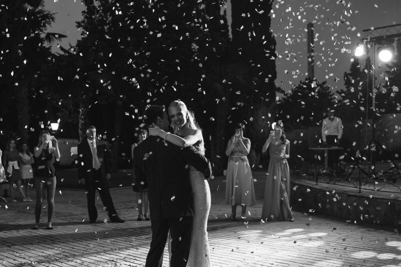 Танец молодых Крым