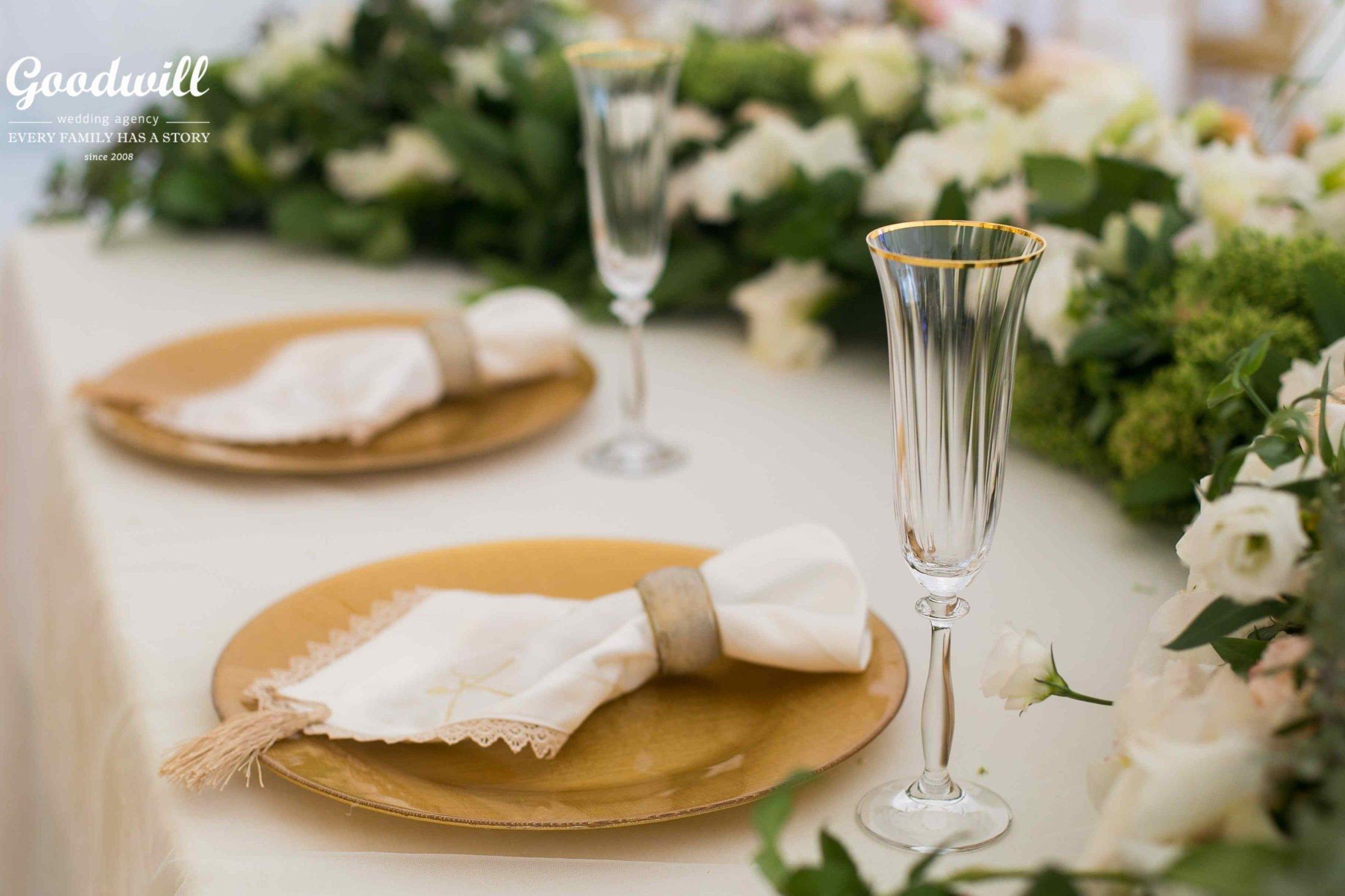Свадебный декор Крым