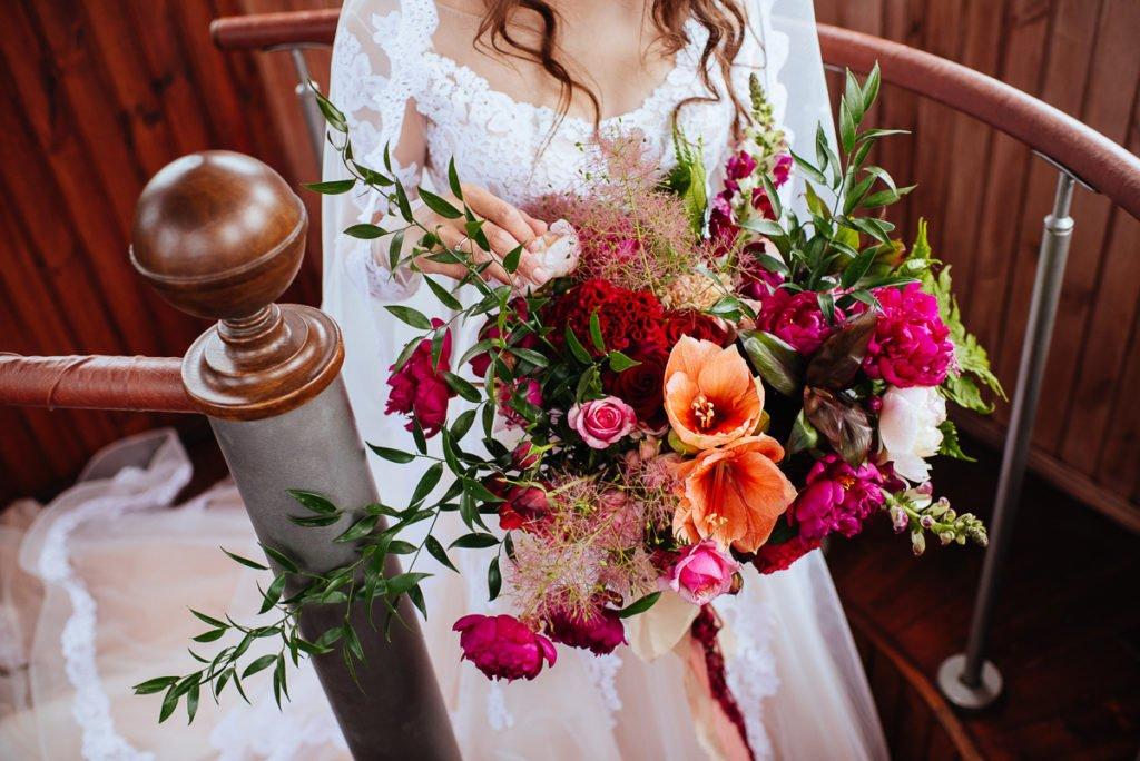 Букет невесты Крым