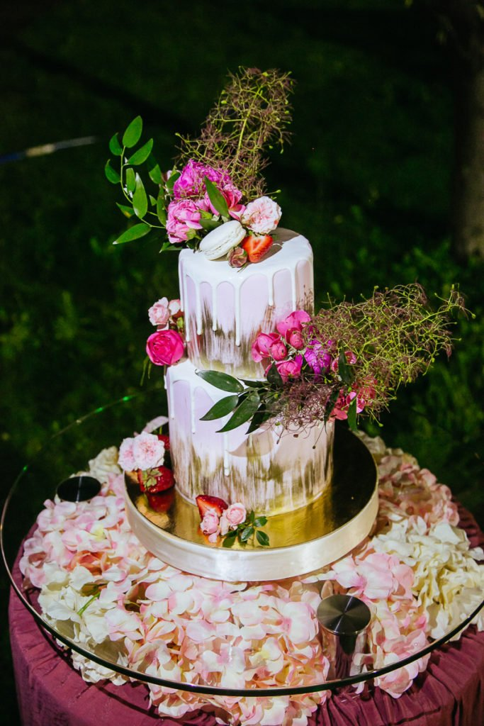 Торт на свадьбу Крым