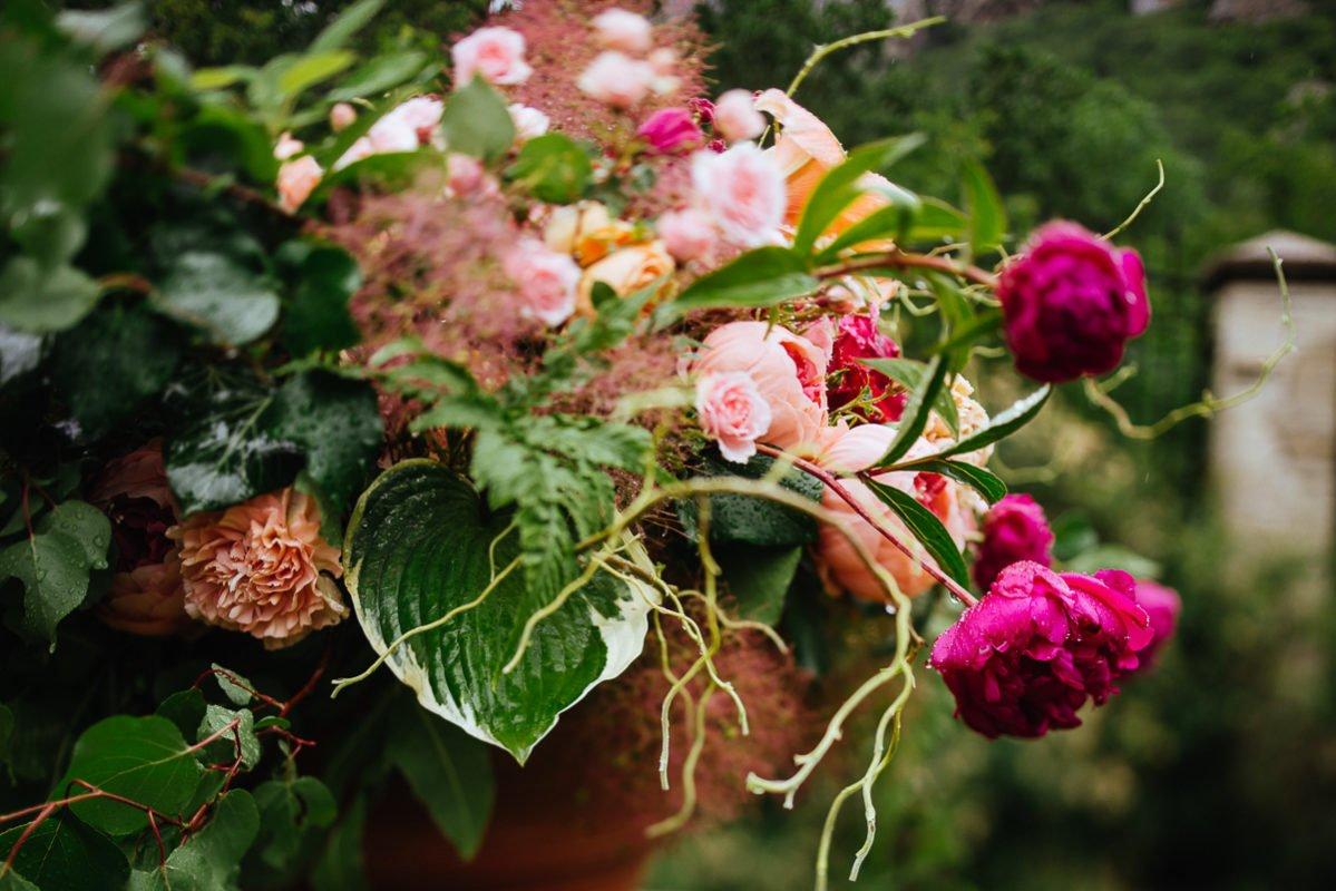Свадебная флористика Крым