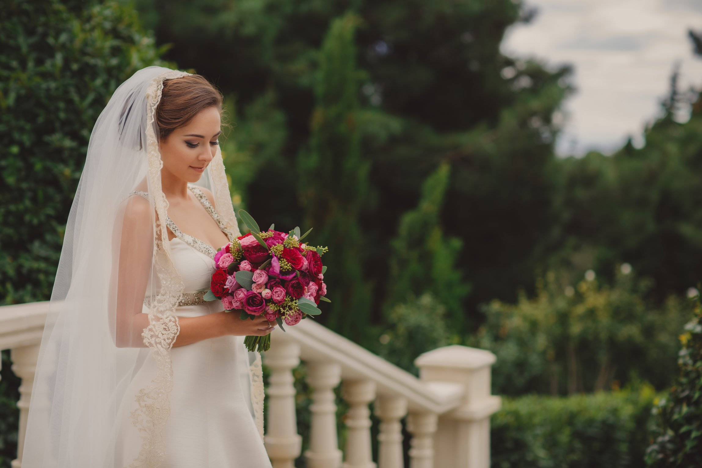 Свадьба у моря Крым