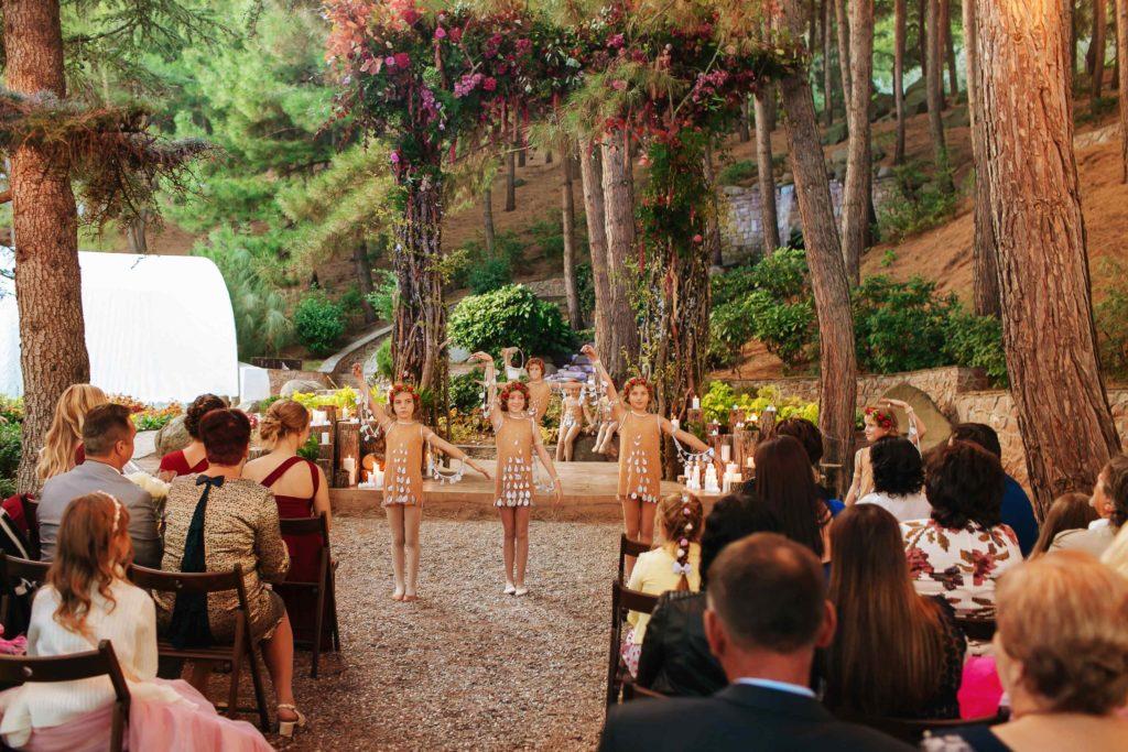 Режиссура на свадьбу в Крыму
