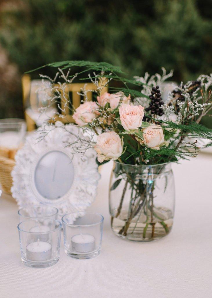 Декор на свадьбу в Крыму