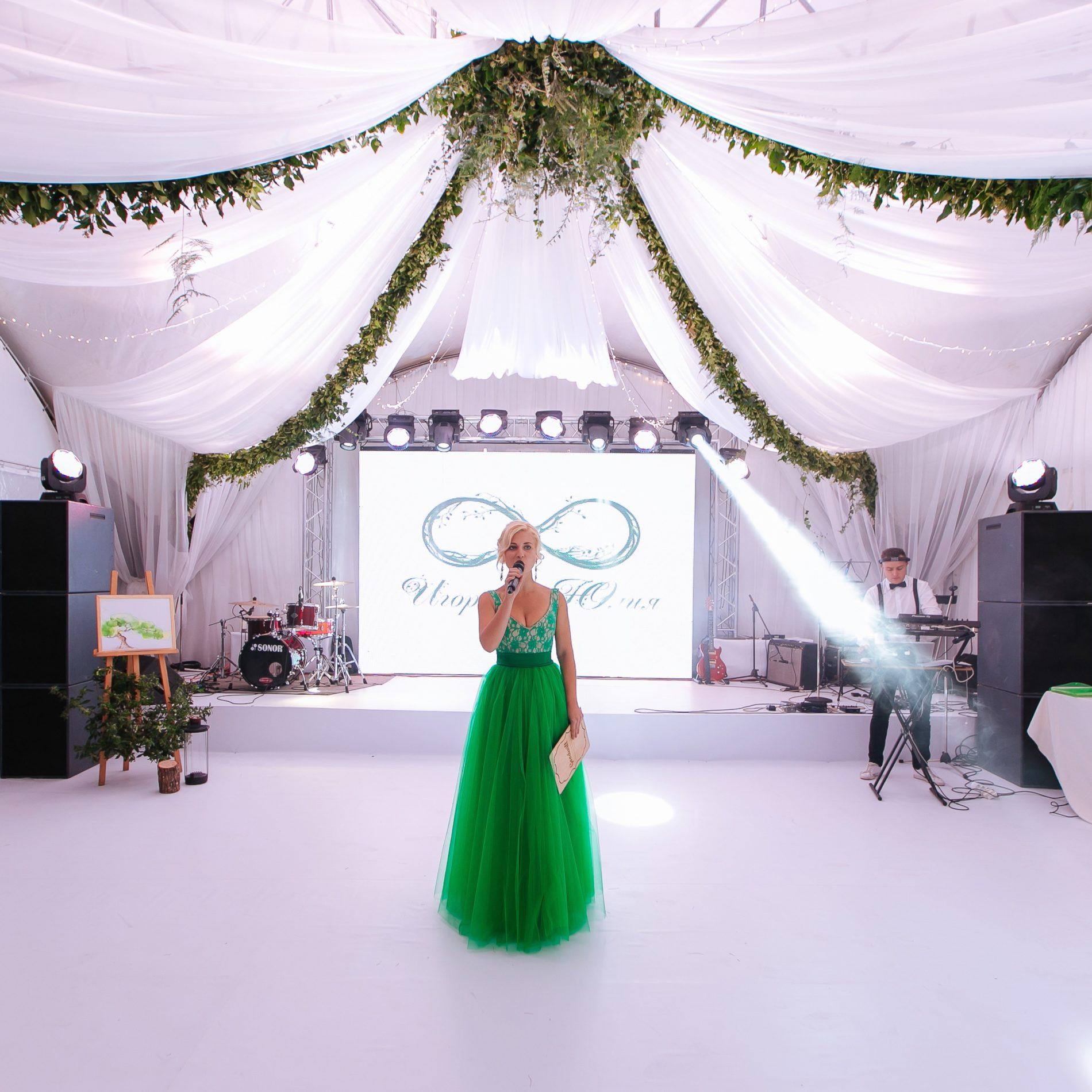 Техническое обеспечение свадьбы в Крыму