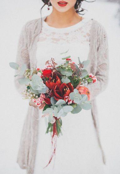krasivaya-zimnyaya-svadba-7-383x556 Свадьба зимой в Крыму. 5 причин влюбиться, картинка, фотография