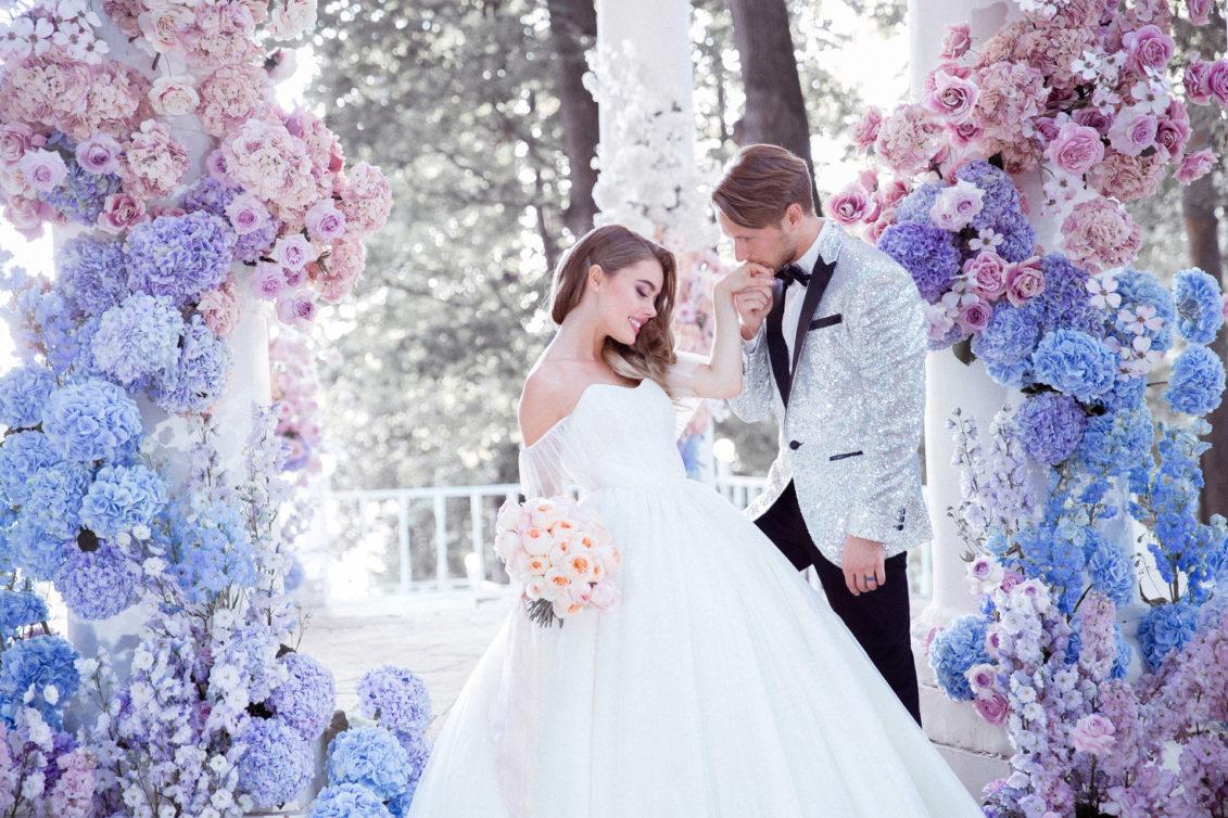 zvezdnaya-svadba-2-1131x754 Звездные свадьбы 2017. Пятерка ярких торжеств прошедшего года, картинка, фотография