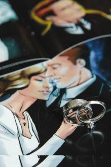 zvezdnaya-svadba-2-2-219x328 Звездные свадьбы 2017. Пятерка ярких торжеств прошедшего года, картинка, фотография