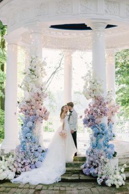 zvezdnaya-svadba-4-264x396 Звездные свадьбы 2017. Пятерка ярких торжеств прошедшего года, картинка, фотография