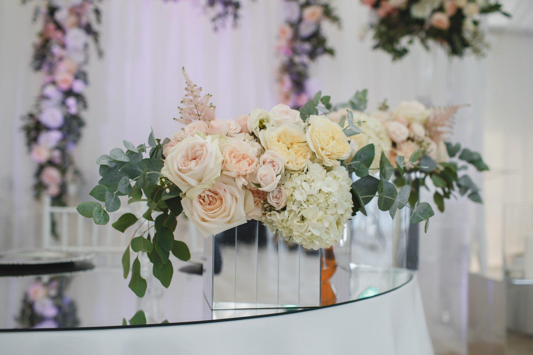 Флористика на свадьбу в Крыму