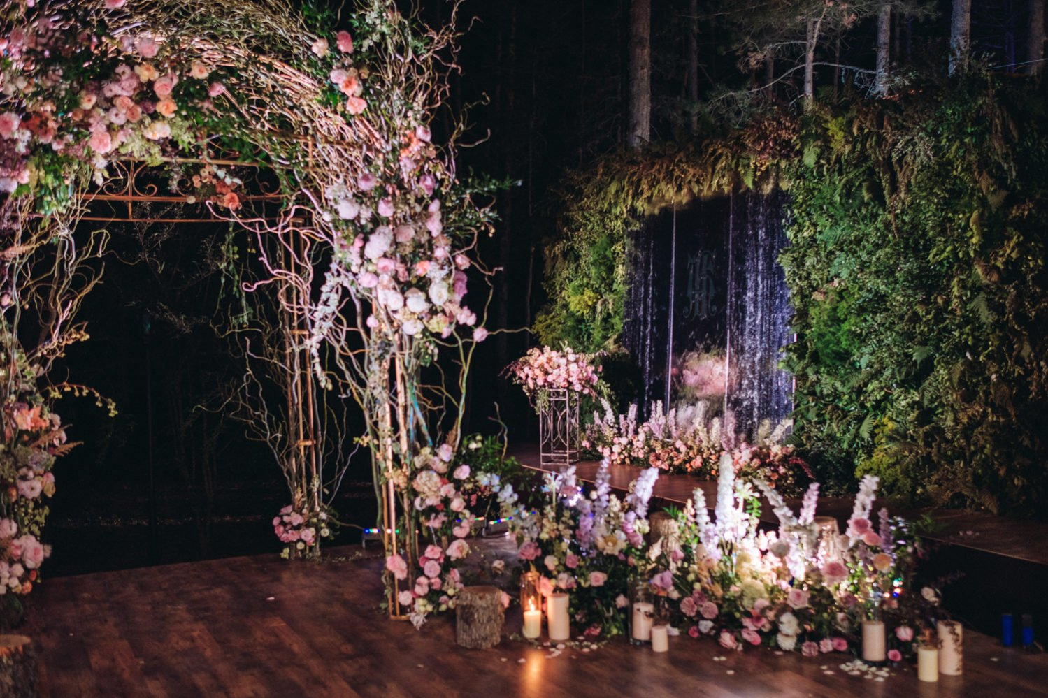 Красивая крымская свадьба