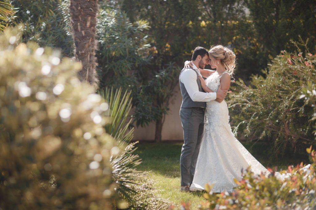 Красивая свадьба у моря в Крыму
